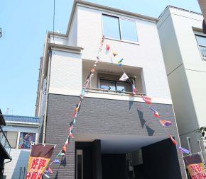 【裏庭付き!!】江東区亀戸7丁目 3LDK+S