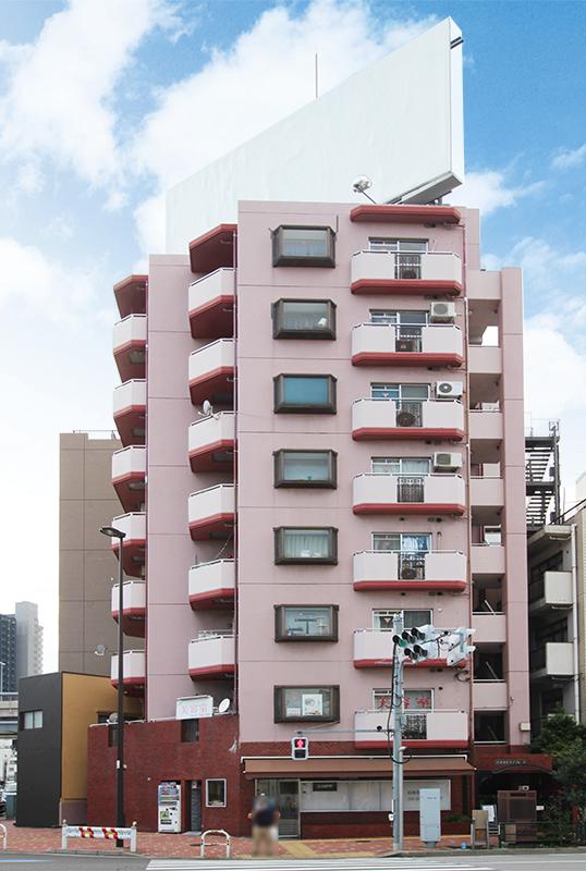 【人気の蔵前エリア‼】住建第6ハイプレースの物件写真01