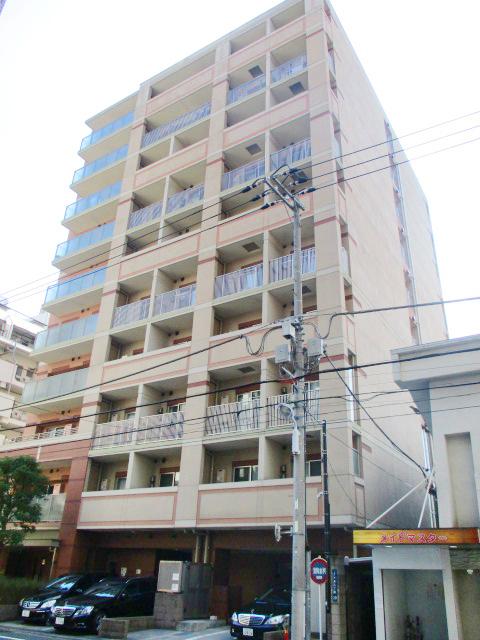 【最上階眺望良好物件】Rising place 浅草参番館の物件写真01