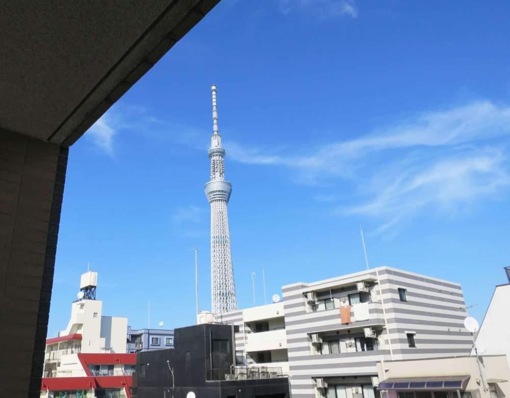 【人気の角部屋‼広々間取り】イクス本所吾妻橋の物件写真15