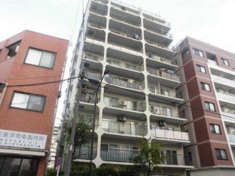 【学校・公園・スーパーが近い立地】シャルム錦糸町
