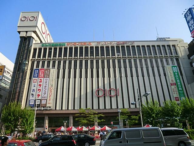 【近隣に商業施設多数!】ラコティスカイマンションの物件写真10