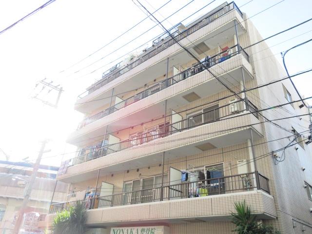 【「日暮里」駅徒歩5分!◆新耐震物件◆】アビタシオンカンセイの物件写真01