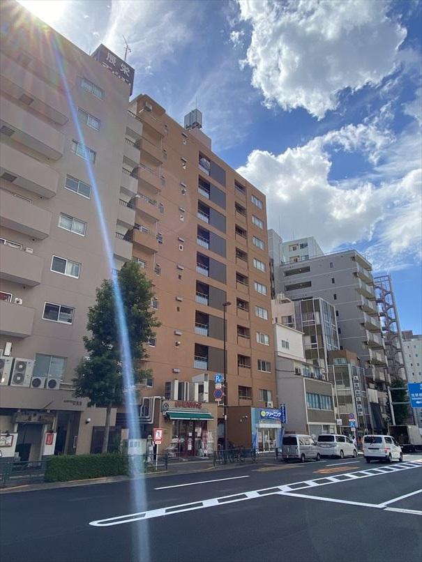 【駅近く 1階スーパー有り】ヒラノ蔵前コープの物件写真01