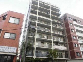 大横川親水公園に隣接した緑溢れる住環境【シャルム錦糸町】