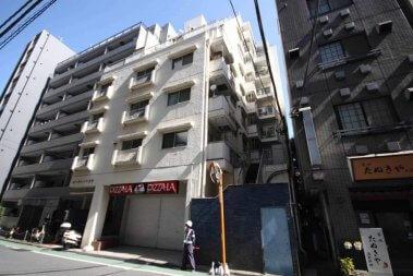 【70㎡超・収納豊富】パークハイツ築地